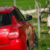 Essai Suzuki Swift (Pack Auto)
