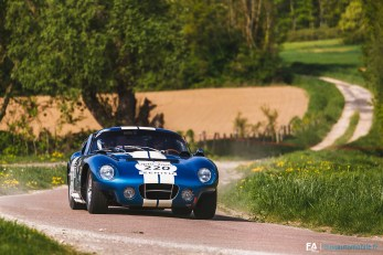 Tour Auto 2018 (photos) - Shelby Cobra Daytona