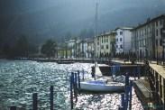 Voyage (road trip) Italie - Lac Iseo