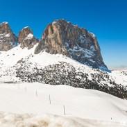 Voyage (roadtrip) Italie - Routes des Dolomites (Sella Towers)