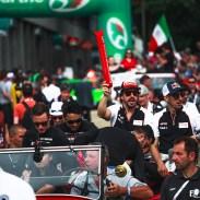 Fernando Alonso - 24 heures du Mans 2018