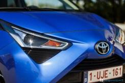 Essai nouvelle Toyota Aygo 2018/2019