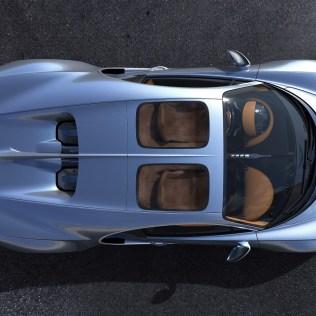 Bugatti Chiron Sky View