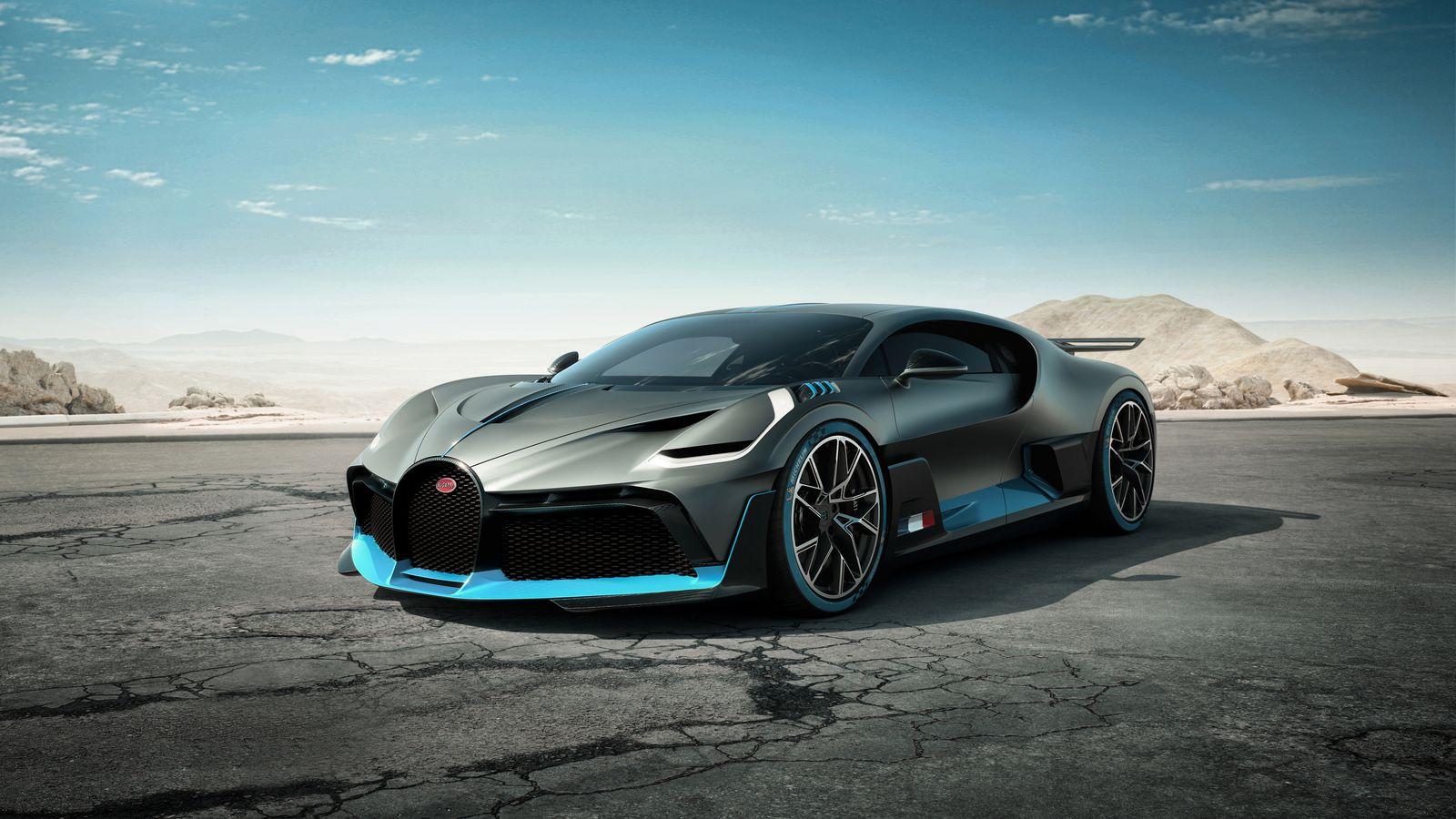 Pebble Beach 2018  Bugatti Divo  Blog Automobile