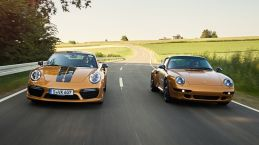 Porsche 993 Project Gold - 11
