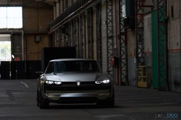 Peugeot eLegend Concept - 01