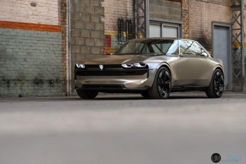 Peugeot eLegend Concept - 09