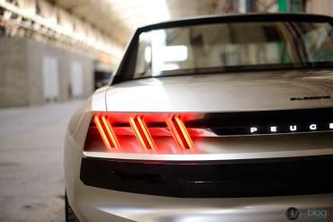 Peugeot eLegend Concept - 15