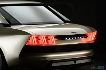 Peugeot eLegend Concept - 25