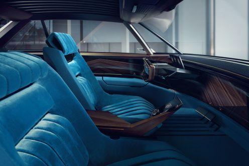 peugeot e legend concept et si le pass avait un avenir blog automobile. Black Bedroom Furniture Sets. Home Design Ideas