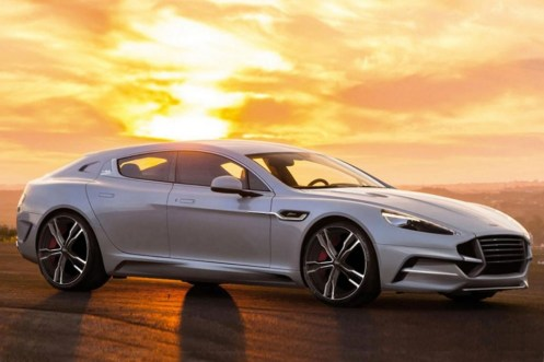 Ares Aston Martin Shooting Brake