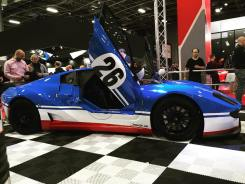 Ligier JS2 R- 01