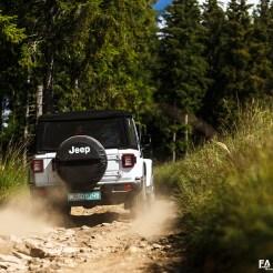Essai Jeep Wrangler 2018/2019