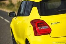 Suzuki Swift (Sport 2018) - Photos
