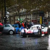 Porsche 919 Tribute Tour Paris