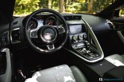 Essai Jaguar F-Type Cab 300