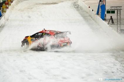 Citroën C3 WRC (Sébastien Ogier) - Trophée Andros Stade de France 2019