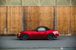 30 Ans MX-5 NA/ND (anniversaire Mazda) - Essai