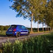Essai Abarth 595 Competizione 2019