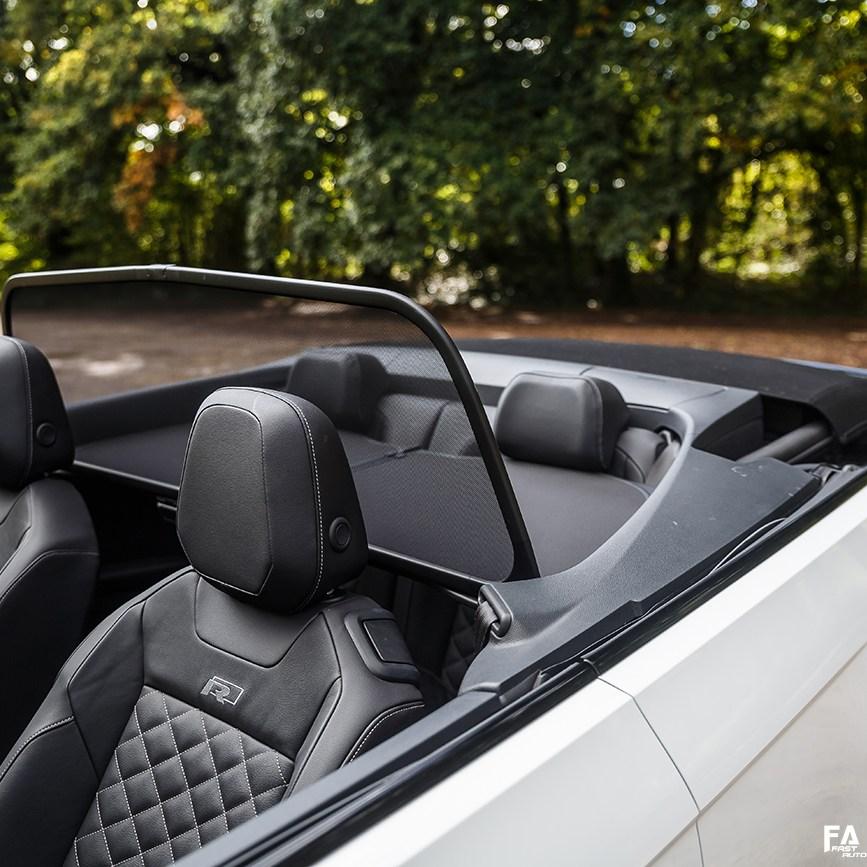 Essai Volkswagen T-Roc (Cabriolet TSI 150 DSG7)