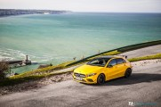 Essai Mercedes A35 AMG