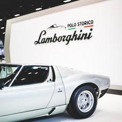 Rétromobile Salon 2020 (photos) - Lamborghini Miura