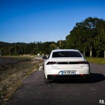 Essai Peugeot 508 (Hybrid 225 e-EAT8)