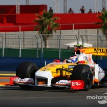 Formula 1 Grand Prix, Spain, Friday Practice