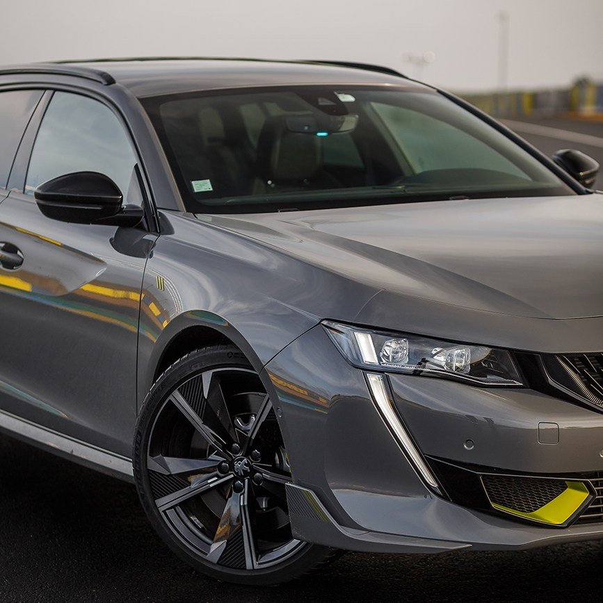 Essai Peugeot 508 Peugeot Sport Engineered et 508 SW PSE