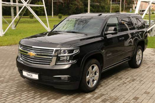 Chevrolet Tahoe – House of Cards