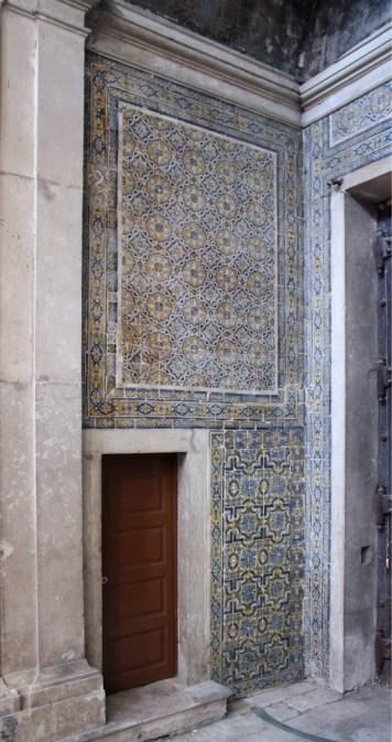 Lisboa, Hospital de Santa Marta, Igreja