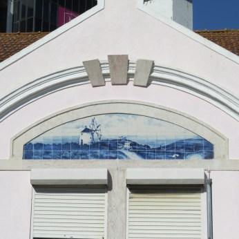 "Painel da ""Casa pequena"", Campolide [© Teresa Madeira da Silva"