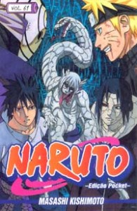 Naruto pocket 61