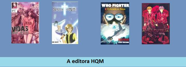 A Editora HQM
