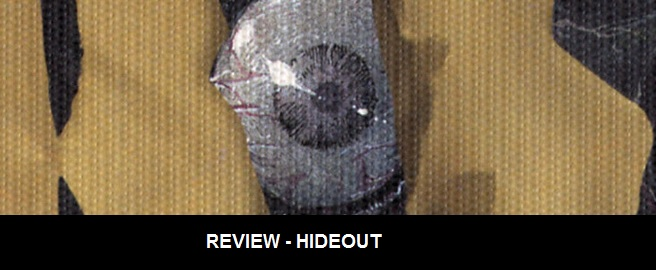 Review – Hideout
