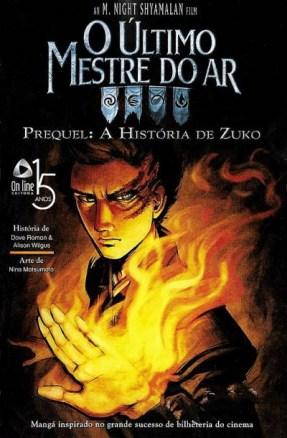 a história de zuko