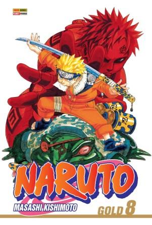 Naruto Gold 08