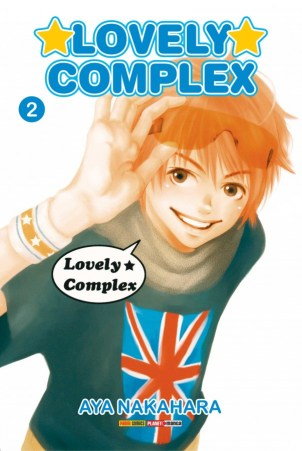 Lovely Complex 02