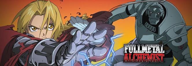 NR 154. JBC fará evento de lançamento de Fullmetal Alchemist