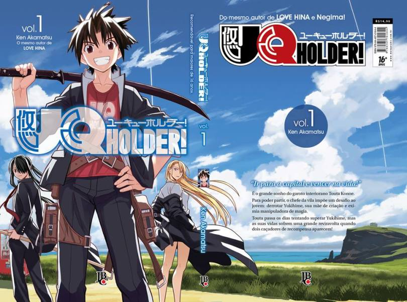 uq holder capa completa