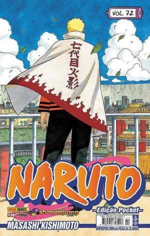 Naruto Pocket 72