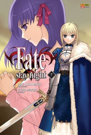 Fate Stay night 07