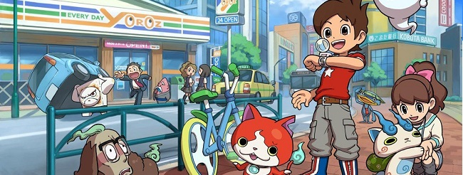 NR 161. Yo-kai Watch e Rust Blaster