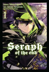 Seraph of the end 01