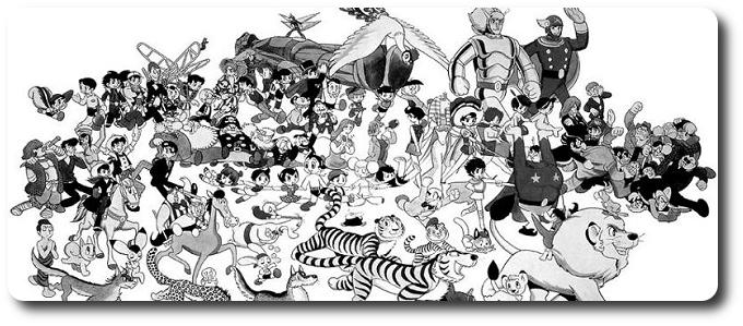 BBM Lista: Guia dos mangás do mestre Tezuka no Brasil