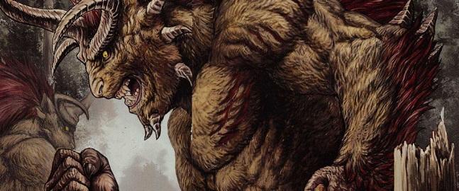 Monster x Monster é outro anúncio da Panini