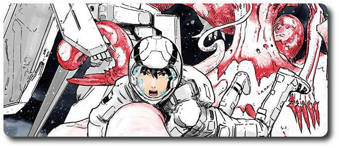 """Knights of Sidonia"": confira a capa do box"