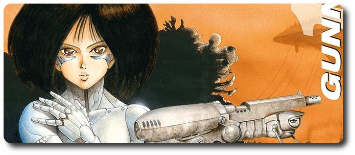 """""""Battle Angel Alita"""": JBC divulga a informação que faltava sobre o mangá"""
