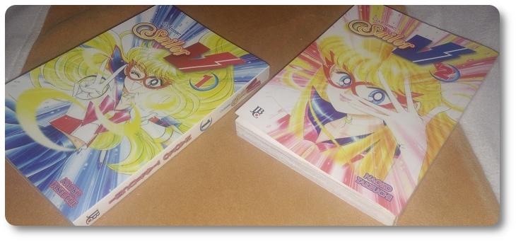 Resenha: Codename – Sailor V