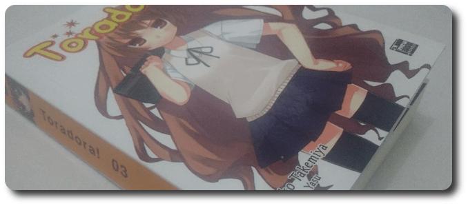 Resenha: Toradora! – Livro 3 (Light Novel)